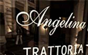 Angelina restaurant in Trevi - Roma